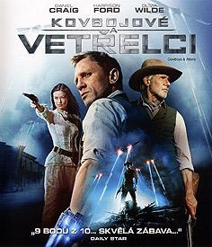 Kovbojové a vetřelci (Blu-ray)