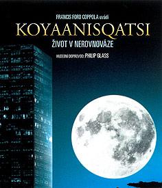 Koyaanisqatsi (Blu-ray)