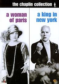 Král v New Yorku / Dáma z Paříže