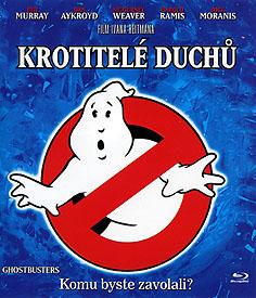 Krotitelé duchů (Blu-ray)