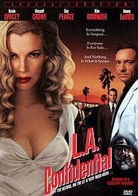 L.A. přísně tajné (DVD)