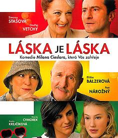 Láska je láska (Blu-ray)