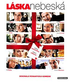Láska nebeská (Blu-ray)