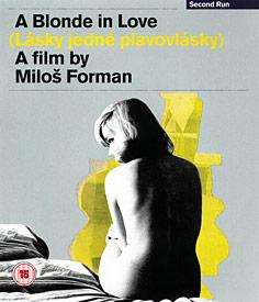 Lásky jedné plavovlásky (Blu-ray)