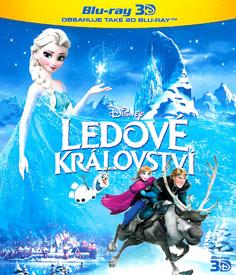 Ledové království (3D Blu-ray)