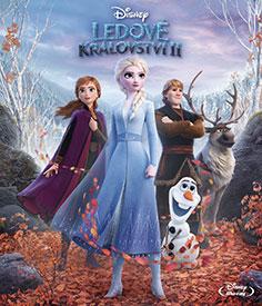 Ledové království II (Blu-ray)