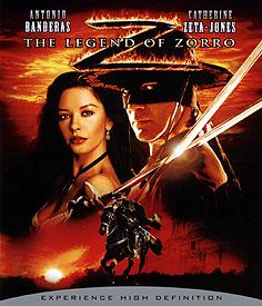 Legenda o Zorrovi (Blu-ray)