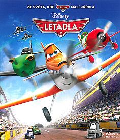 Letadla (Blu-ray)