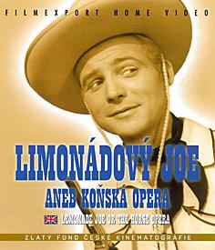 Limonádový Joe aneb Koňská opera (Blu-ray)