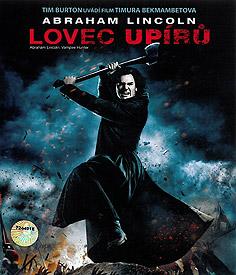 Abraham Lincoln: Lovec upírů (Blu-ray)