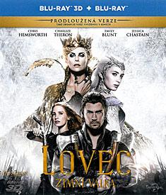 Lovec: Zimní válka (3D Blu-ray)
