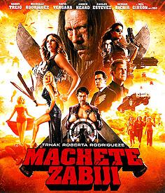 Machete zabíjí (Blu-ray)