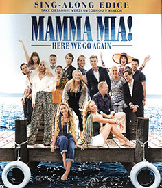 Mamma Mia! Here We Go Again (4K-UHD)