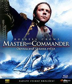 Master and Commander: Odvrácená strana světa (Blu-ray)