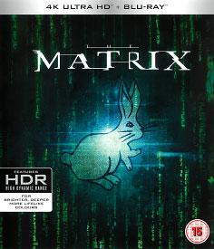 Matrix (4K-UHD + Blu-ray)