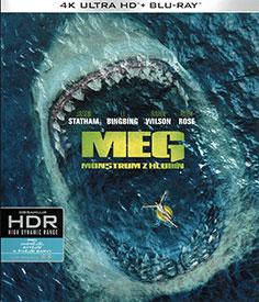 MEG: Monstrum z hlubin (4K - UHD)