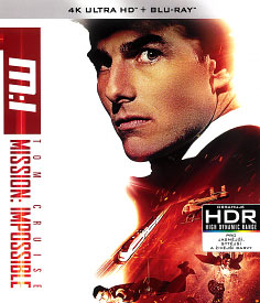Mission: Impossible (4K-UHD)