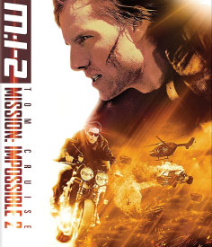 Mission: Impossible II (Blu-ray)
