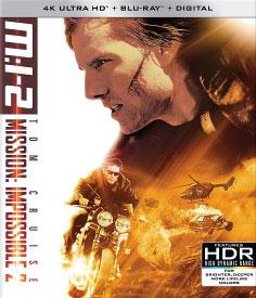 Mission: Impossible II (4K-UHD)