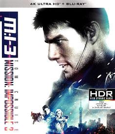 Mission: Impossible III (4K-UHD)