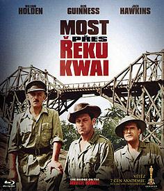 Most přes řeku Kwai (Blu-ray)