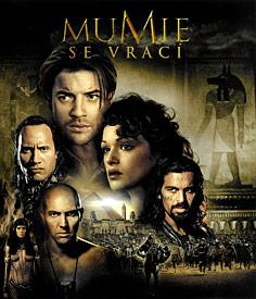 Mumie se vrací (Blu-ray)
