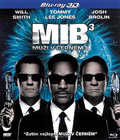 Muži v černém 3 (3D Blu-ray)
