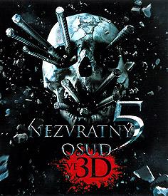 Nezvratný osud 5 (3D Blu-ray)