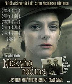 Nickyho rodina (Blu-ray)