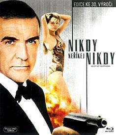 007 - Nikdy neříkej nikdy (Blu-ray)