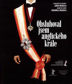 Obsluhoval jsem anglického krále (Blu-ray)
