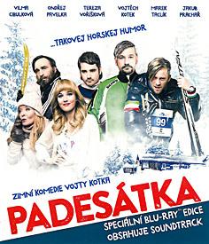 Padesátka (Blu-ray)