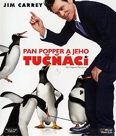 Pan Popper a jeho tučňáci (Blu-ray)