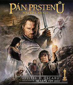 Pán prstenů: Návrat krále (Blu-ray)