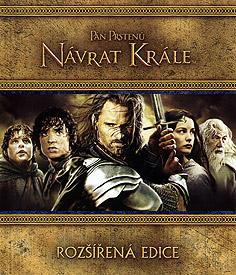 Pán prstenů: Návrat krále (Blu-ray - rozšířená edice)