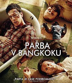 Pařba v Bangkoku (Blu-ray)