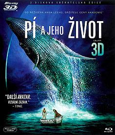 Pí a jeho život (3D Blu-ray)
