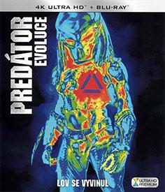 Predátor: Evoluce (4K - UHD)