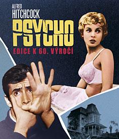 Psycho (edice k 60. výročí - Blu-ray)