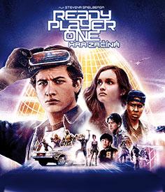 Ready Player One: Hra začíná (Blu-ray)