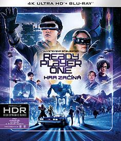 Ready Player One: Hra začíná (4K - UHD)