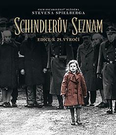 Schindlerův seznam (Blu-ray) - 25. výročí