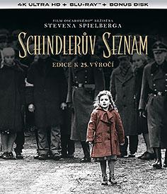 Schindlerův seznam (4K - UHD) - 25. výročí