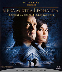 Šifra mistra Leonarda (2 Blu-ray Disc)