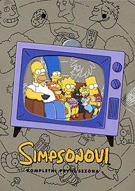 Simpsonovi 1 (3 DVD)