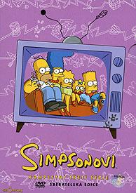 Simpsonovi 3 - 1. část (2 DVD)