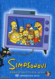 Simpsonovi 4 - 1. část (2 DVD)