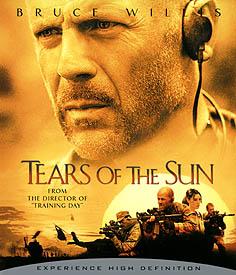 Slzy slunce (Blu-ray Disc)