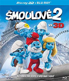 Šmoulové 2 (3D Blu-ray)