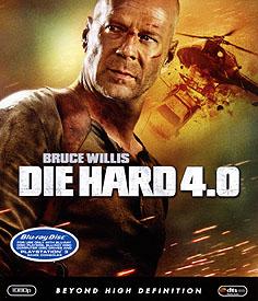 Smrtonosná past 4.0 (Blu-ray Disc)